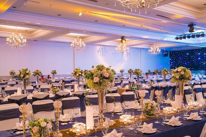 Điểm danh 5 phụ kiện trang trí quan trọng khi tổ chức tiệc cưới